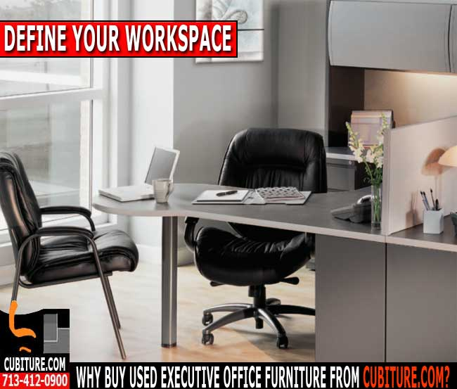 Refurbished Executive Office Furniture