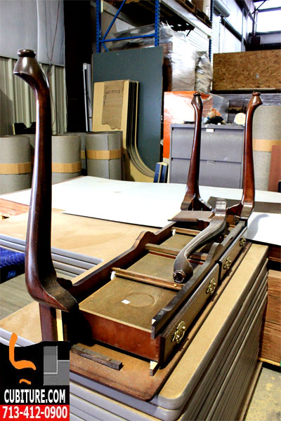 Office Furniture Repair & Refurbishing Services Houston, Texas