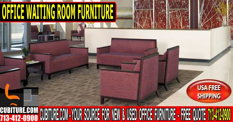 Office Waiting Room Furniture On Sale Now! FREE USA SHIPPING