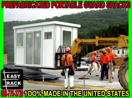 Prefabricated Guard Shack Sale In Houston Texas