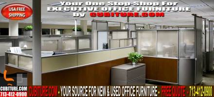 Refurbished Executive Office Furniture Sales. Call For A FREE Quote!