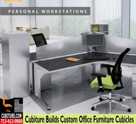 Custom Office Furniture Cubicles
