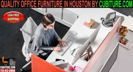 Refurbished Office Furniture Store In Houston, Tx.