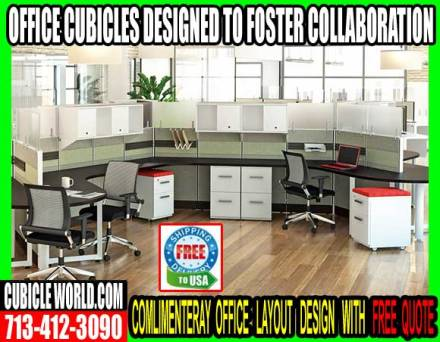Cubicle For Sale In Houston, Texas