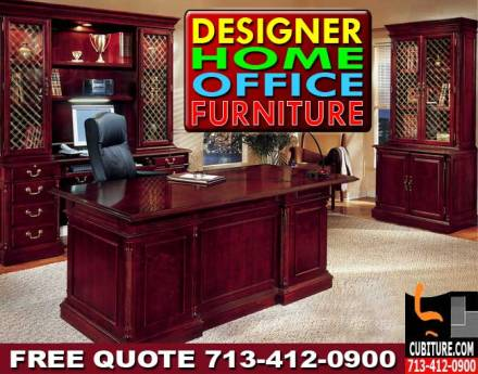 Refurbished Home Office Furniture For Sale In Houston Texas. FREE SHIPPING IN THE USA