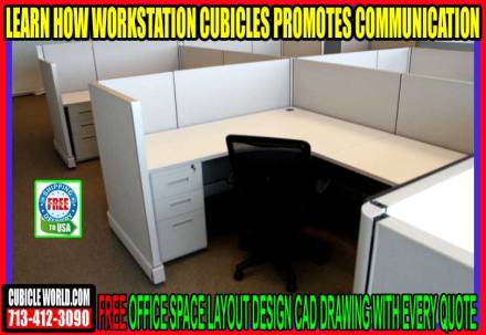 Used Workstation Cubicles For Sale In Houston, Texas