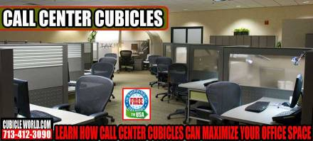 Used Call Center Cubicles On Sale Now