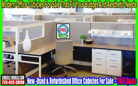 Learn How Modern Office Cubicles Can Increase Your ROI