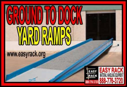 Yard Ramps For Loading Docks On Sale Now