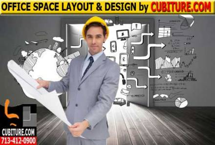 Office Space & Layout Design Services Houston Texas Including Cypress Tx.