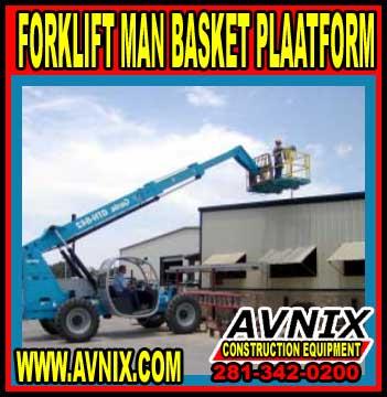 Wholesale Forklift Man Basket Platform For Sale Cheap