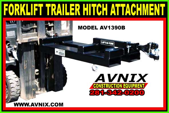 Discount Forklift Trailer Hitch Attachment For Sale At Cheap Affordable Prices