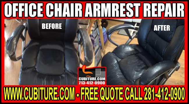 Expert Office Chair Armrest Repair Service In Houston TX