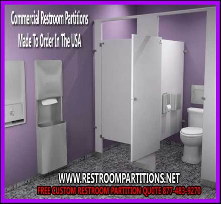 Commercial Restroom Partitions For Sale