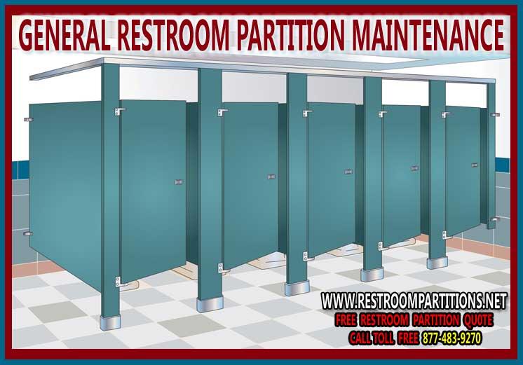 Restroom Partition Maintenance Guide & Professional Restroom Partitions Stall Sales & Installation Services